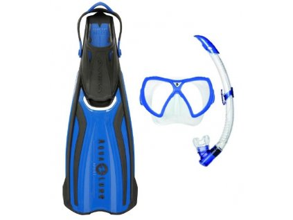 Set Amika Travel Aqualung Sport