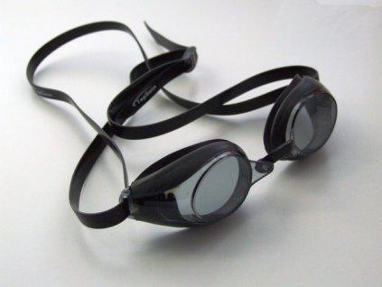 Plavecké brýle Topswim Race black