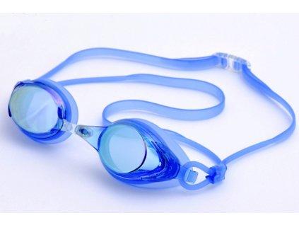 Plavecké brýle Topswim Aqua Mirror blue