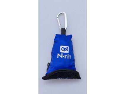 Ručník N-Rit Campack Towel S modrý