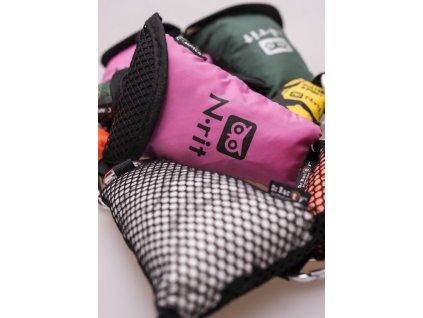 Ručník N-Rit Campack Towel S růžový