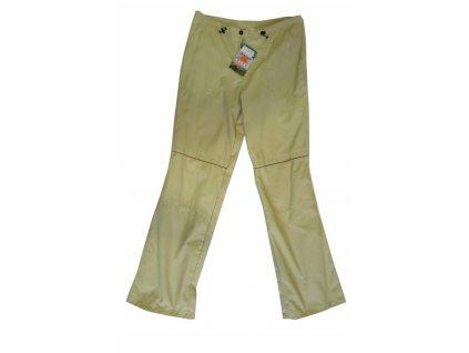 Kalhoty Alpisport Fresh Béžové