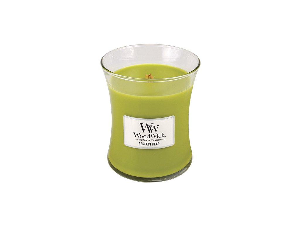 Svíčka WoodWick hruška, 275 g