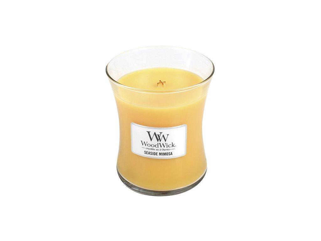 Svíčka WoodWick přímořský koktejl, 275 g