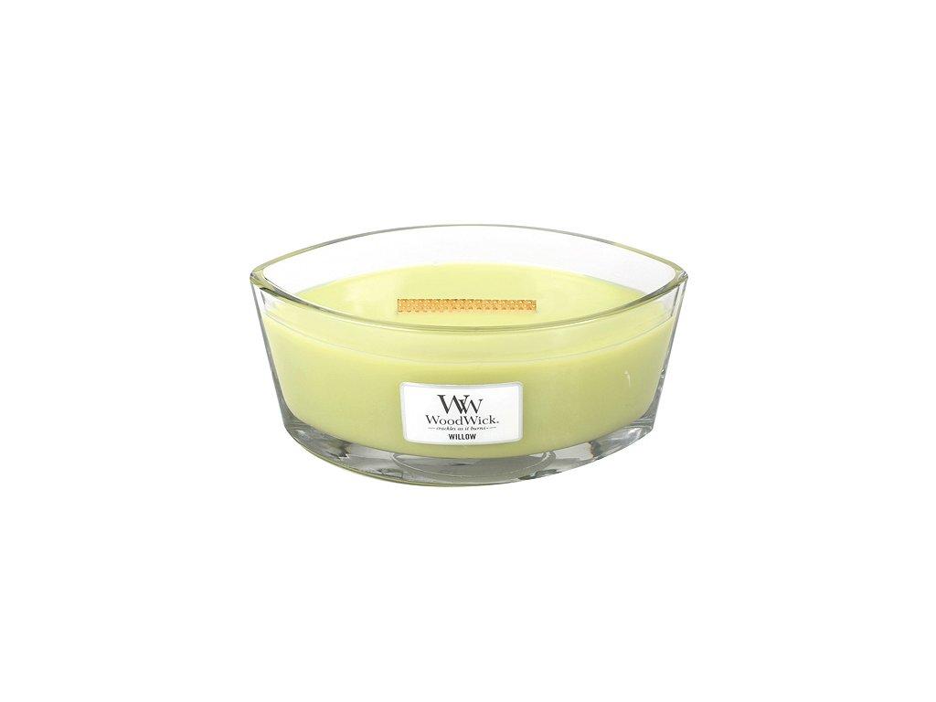 Svíčka WoodWick vrbové květy, 453.6 g