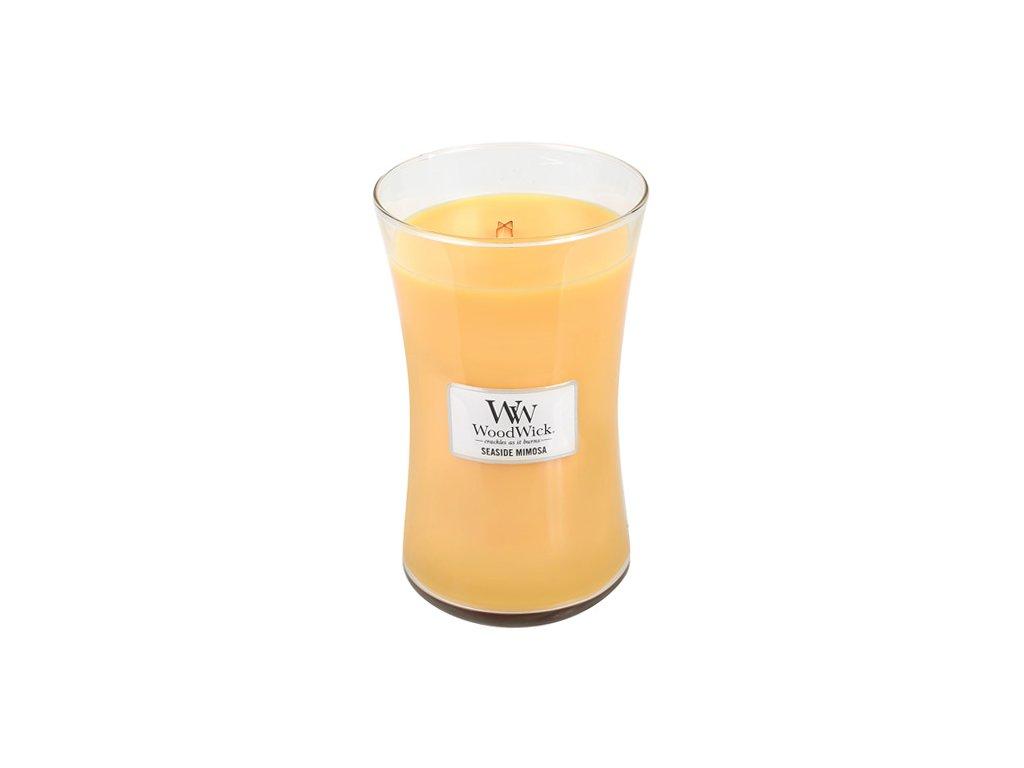 Svíčka WoodWick přímořský koktejl, 609,5 g