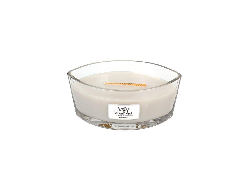 Svíčka Woodwick Hřejivá vlna 453,6 g