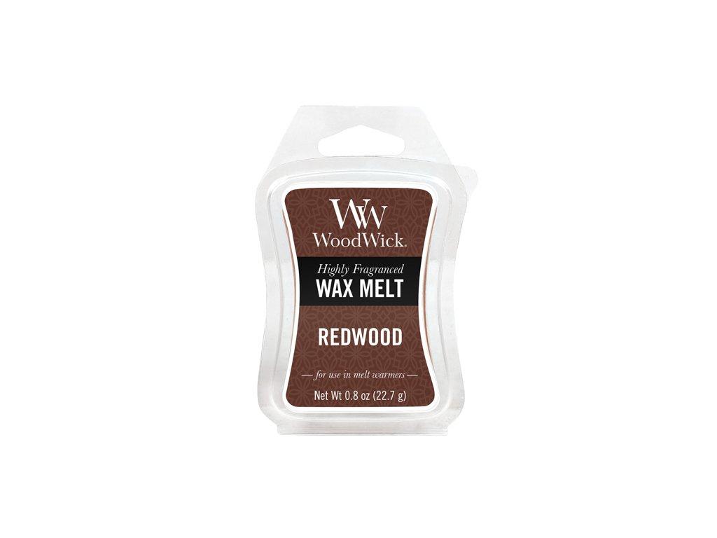 Vonný vosk WoodWick 22 g Santalové dřevo