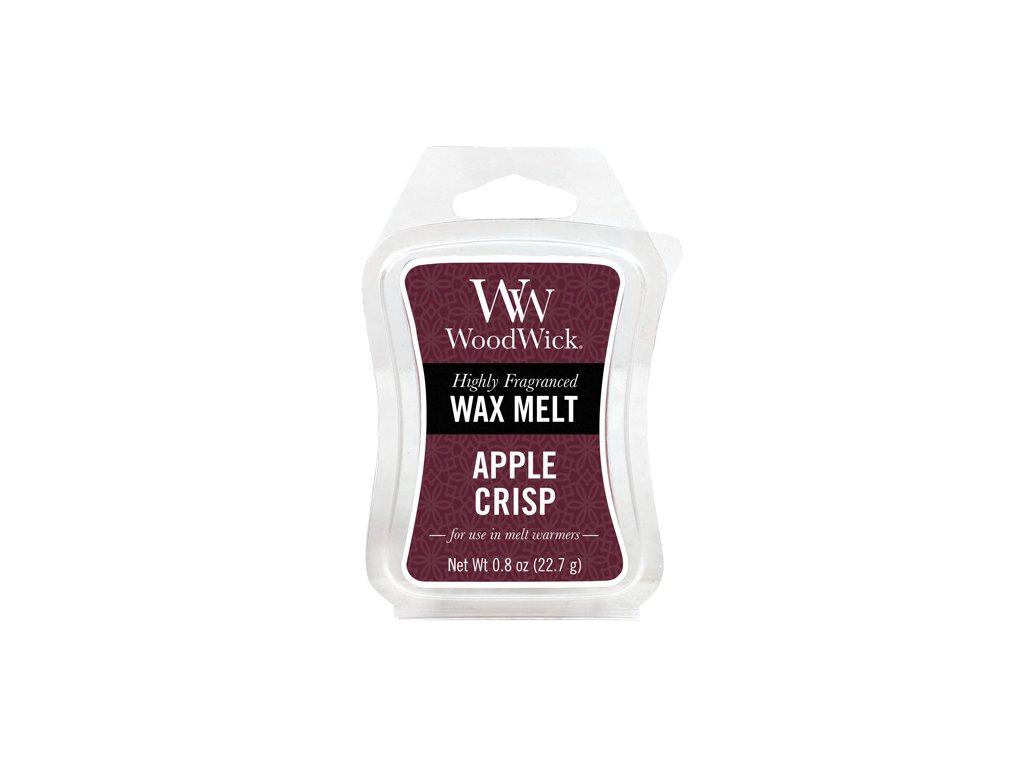 Vonný vosk WoodWick 22 g Křupavé jablko
