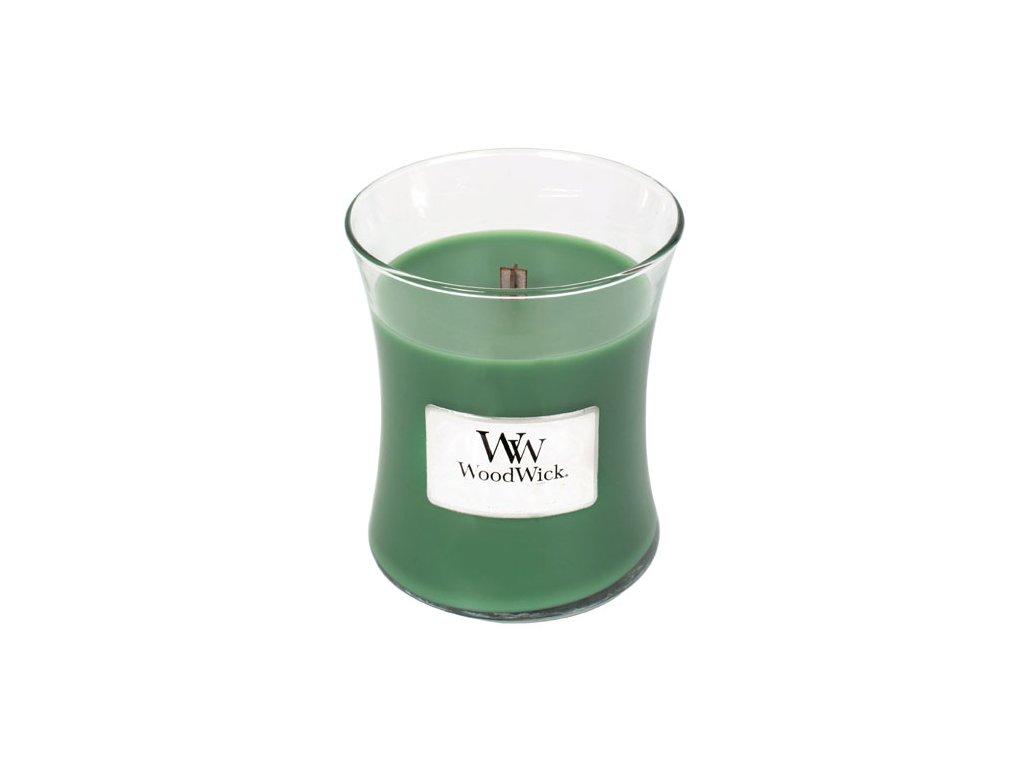 Svíčka Woodwick Bylinková zahrádka, 85 g