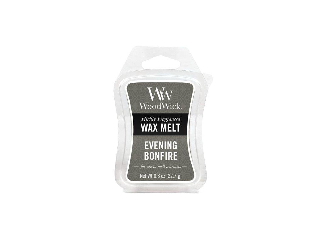 Vonný vosk WoodWick 22 g Večer u táboráku