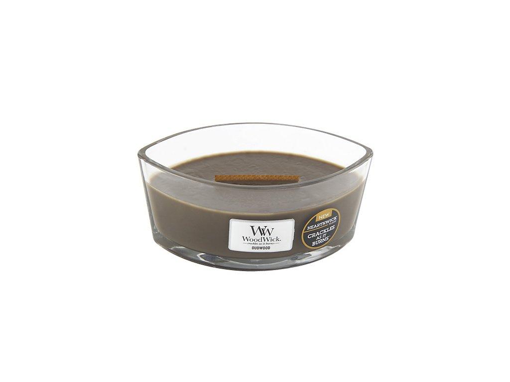 Svíčka Woodwick Pryskyřice 453,6 g