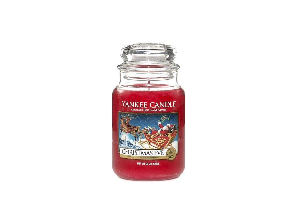 Yankee Candle Christmas Eve Štědrý večer, 623 g classic velký
