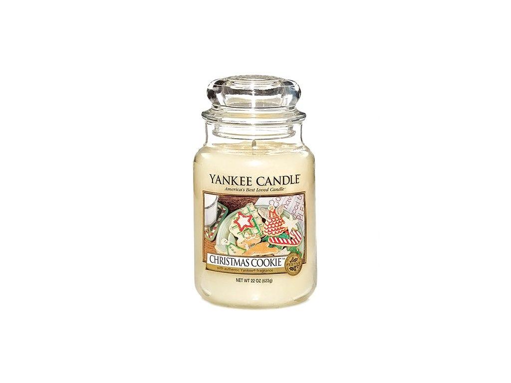 Yankee Candle Vánoční cukroví, 623 g classic velký