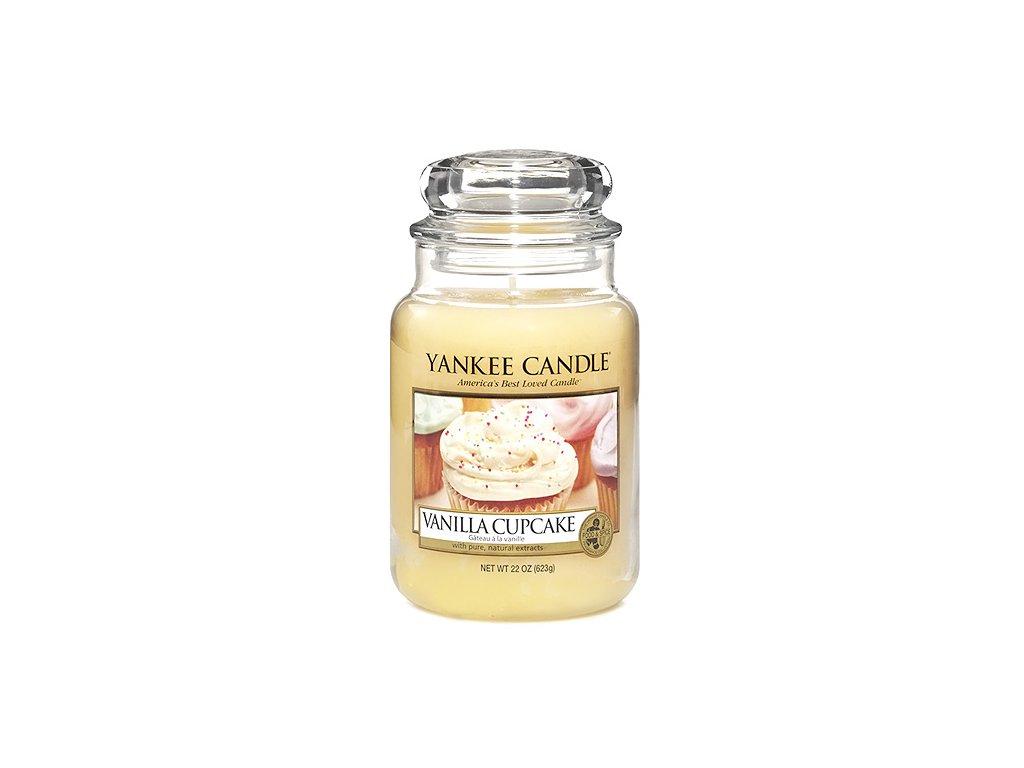 Yankee Candle Vanilkový košíček, 623 g classic velký