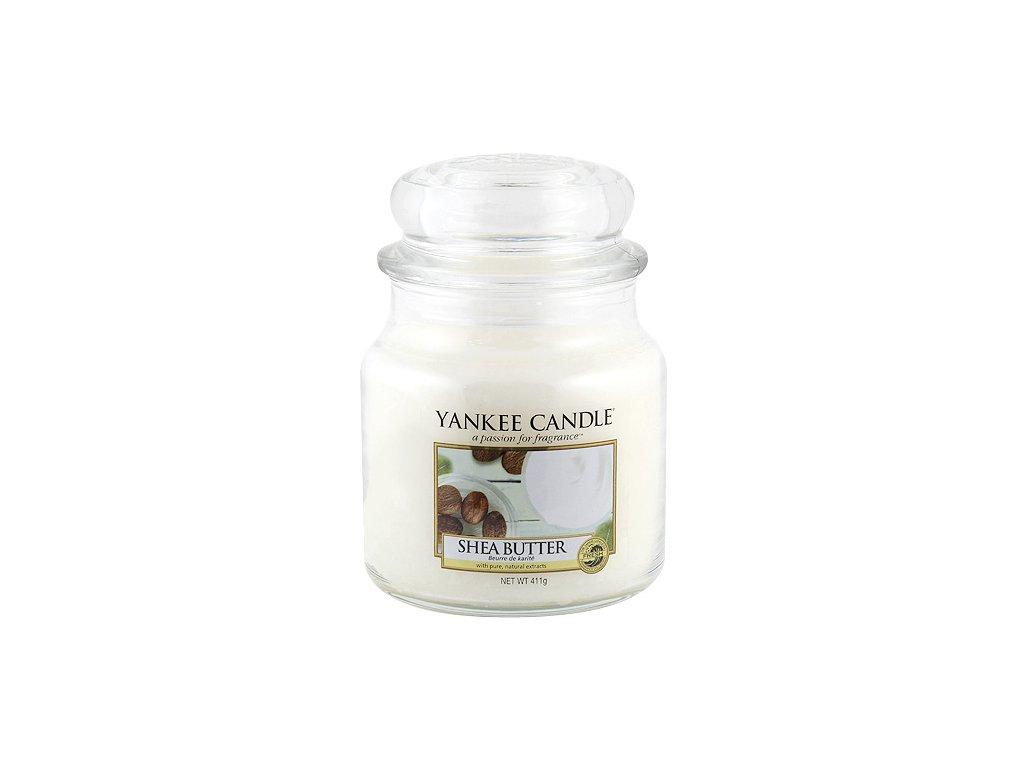 Yankee Candle Bambucké máslo, 410 g classic střední