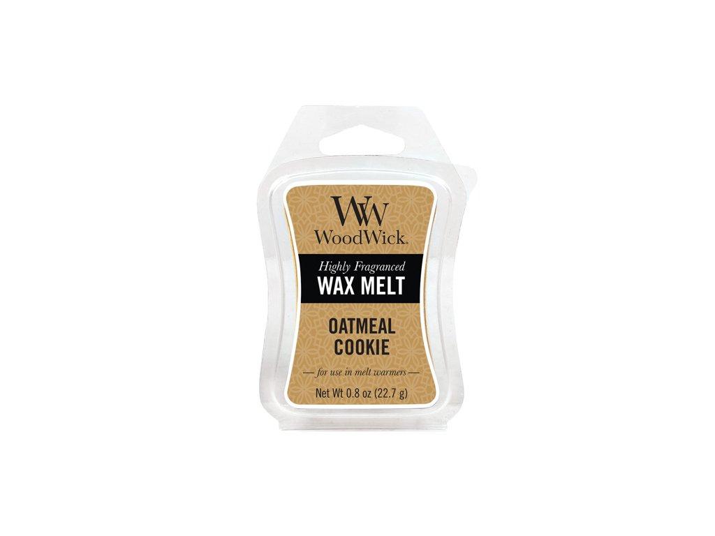 Vonný vosk WoodWick 22 g Ovesné sušenky