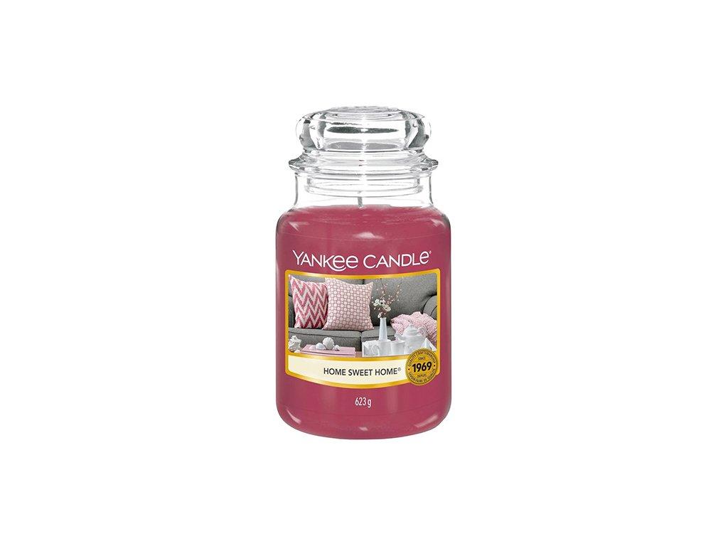 Yankee Candle Ó sladký domove Home sweet home, 623 g classic velký