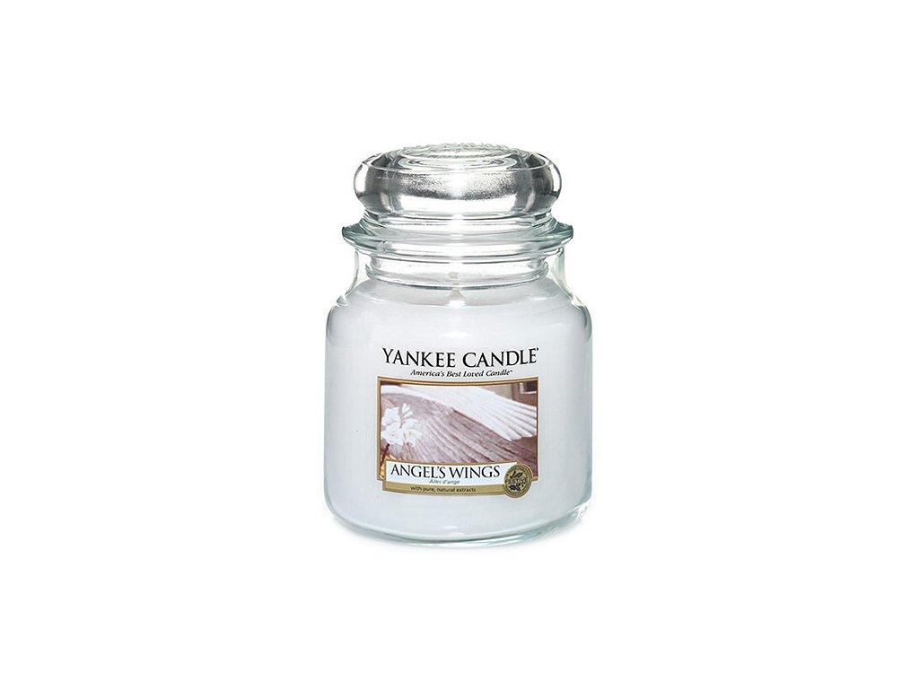 Yankee Candle Andělská křídla, 410 g classic střední