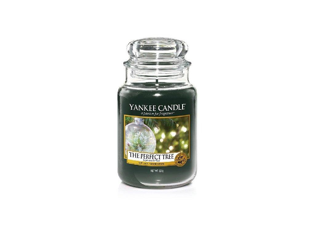Yankee Candle Perfect Tree Dokonalý Stromek, 623 g classic velký