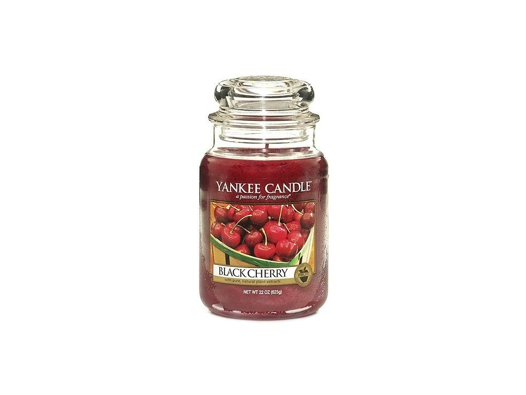 Yankee Candle Zralé třešně, 623 g classic velký