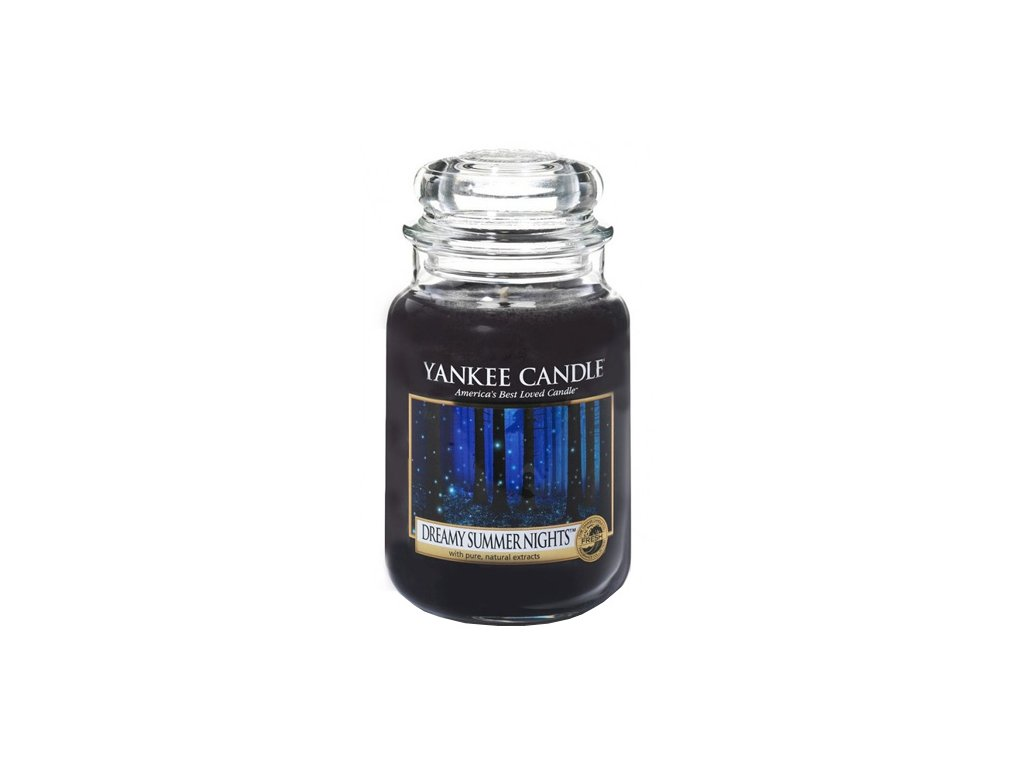 Yankee Candle Zasněné letní noci, 623 g classic velký