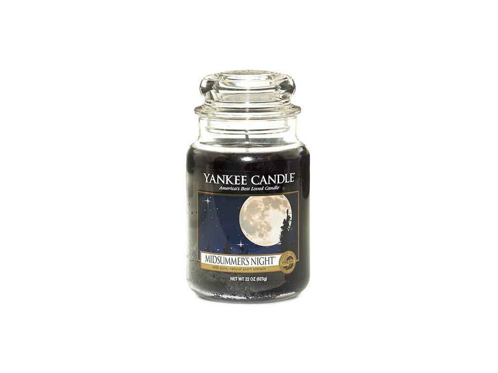 Yankee Candle Letní noc, 623 g classic velký