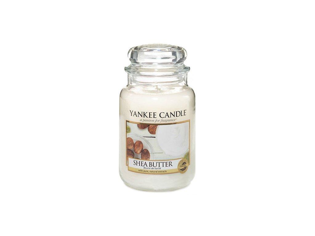 Yankee Candle Bambucké máslo, 623 g classic velký