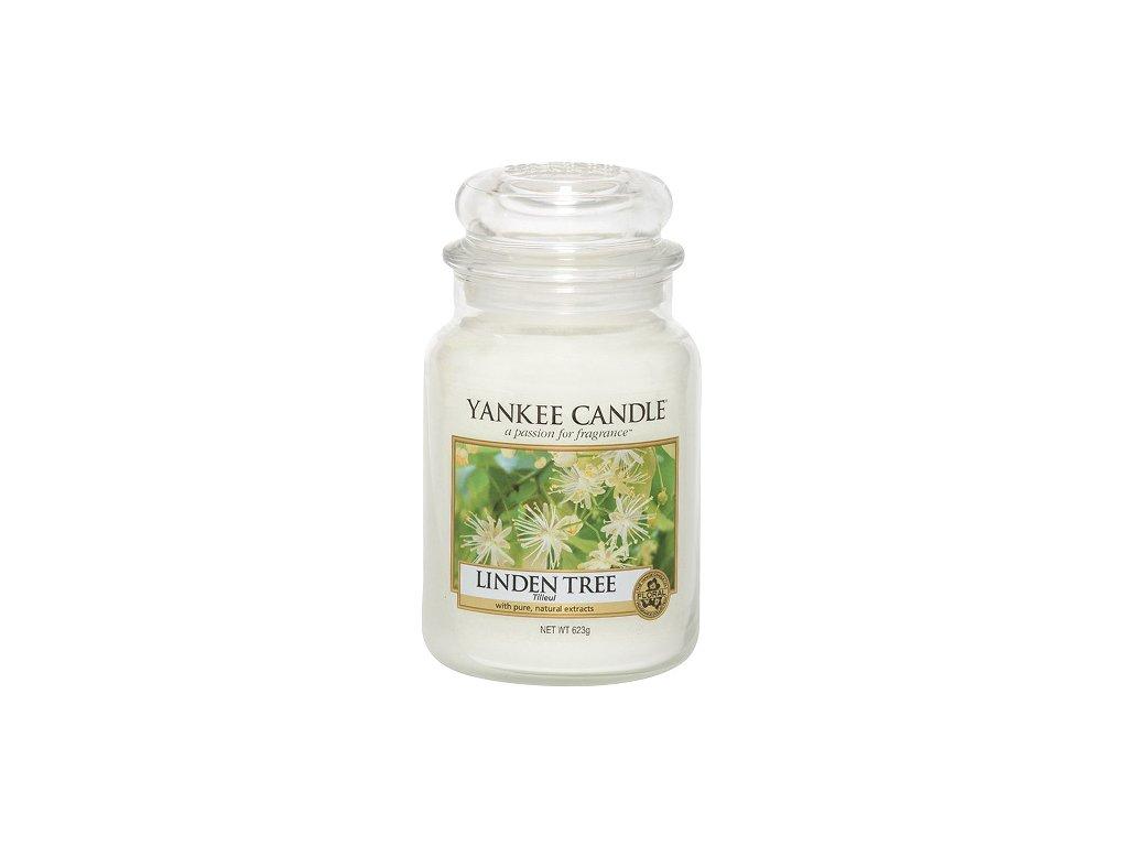 Yankee Candle Lipový strom, 623 g classic velký