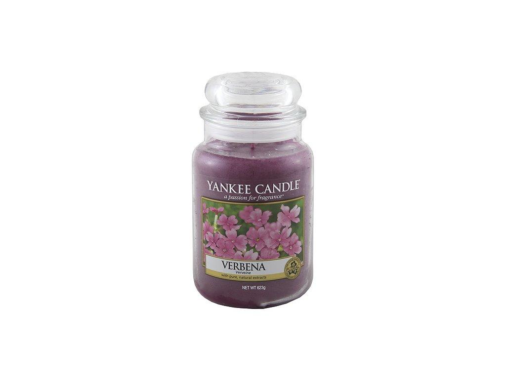 Yankee Candle Verbena, 623 g classic velký