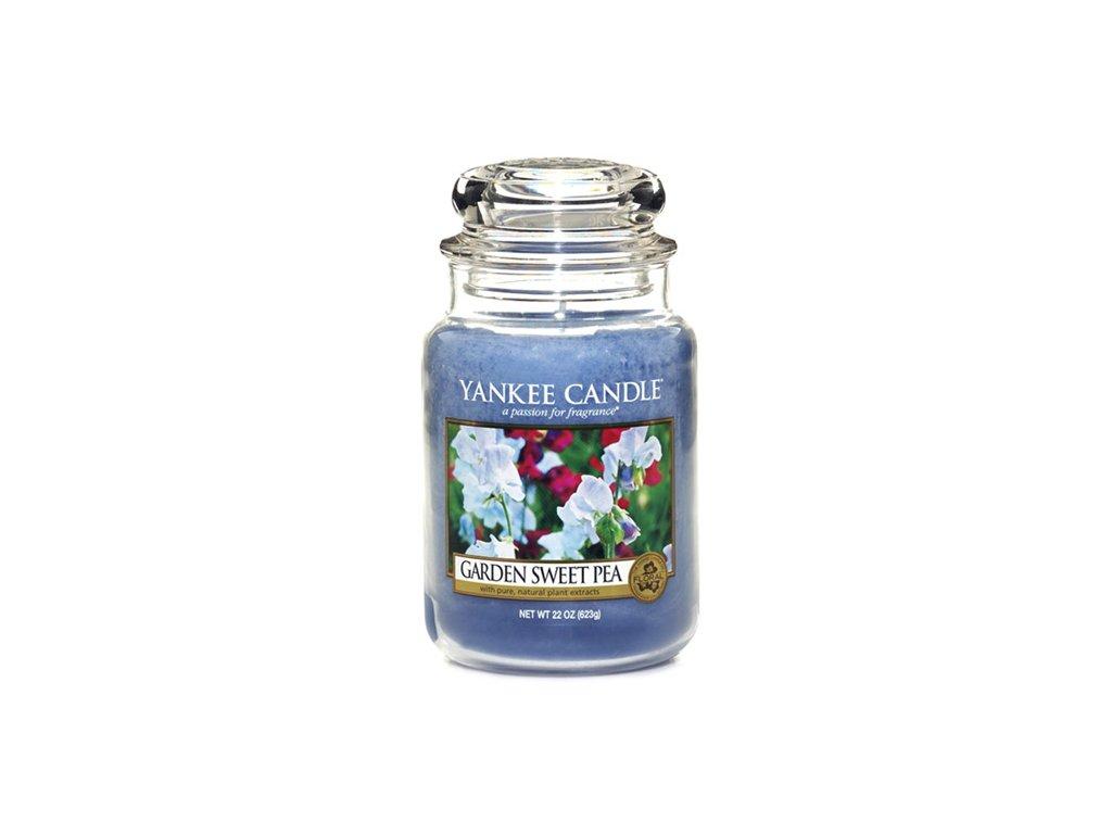 Yankee Candle Květy ze zahrádky, 623 g classic velký