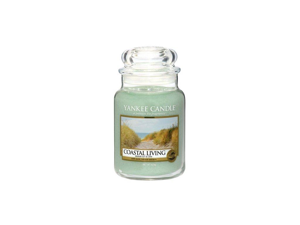 Yankee Candle Život na pobřeží, 623 g classic velký