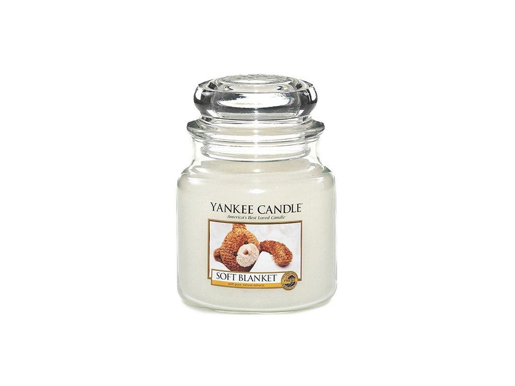 Yankee Candle Jemná přikrývka, 410 g classic střední