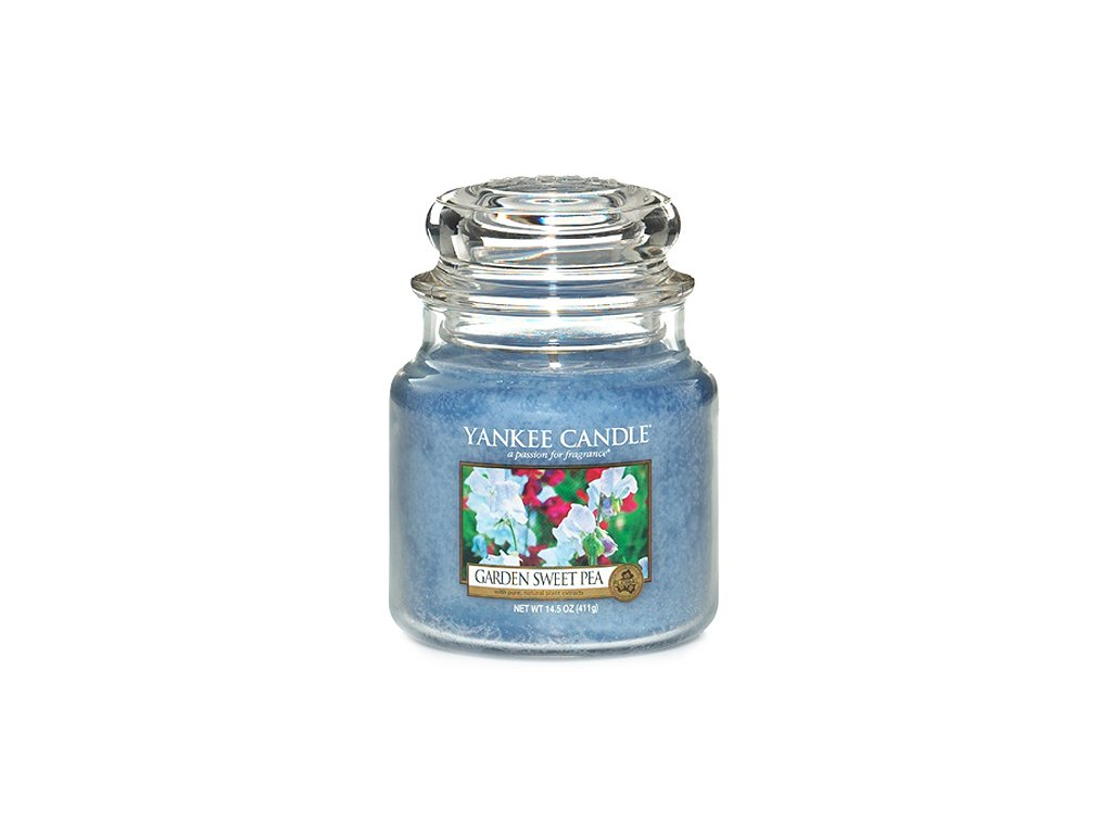 Yankee Candle Květy ze zahrádky, 410 g classic střední
