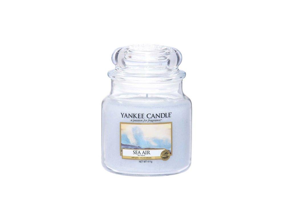 Yankee Candle Mořský vzduch, 410 g classic střední