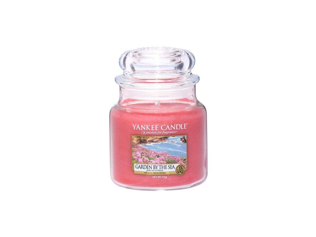 Yankee Candle Zahrada u moře, 410 g classic střední