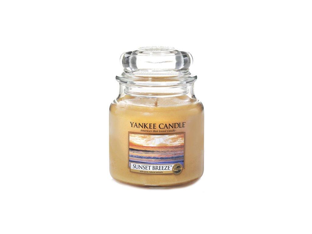 Yankee Candle Vánek při západu slunce, 410 g classic střední
