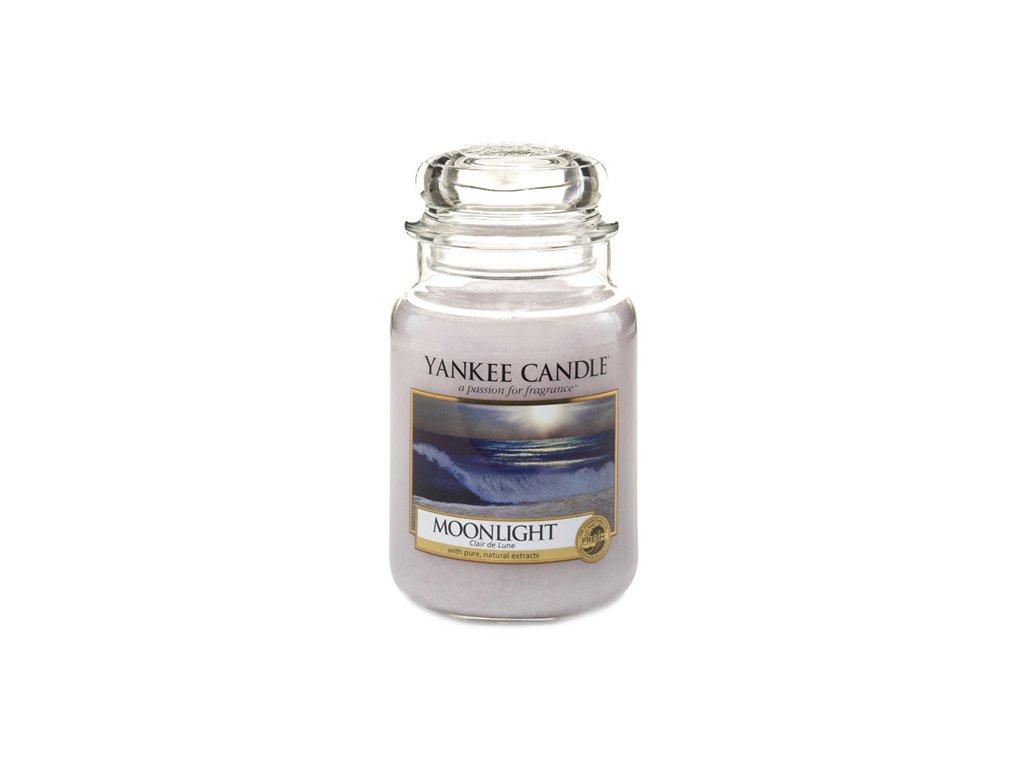Yankee Candle Měsíční svit, 623 g classic velký