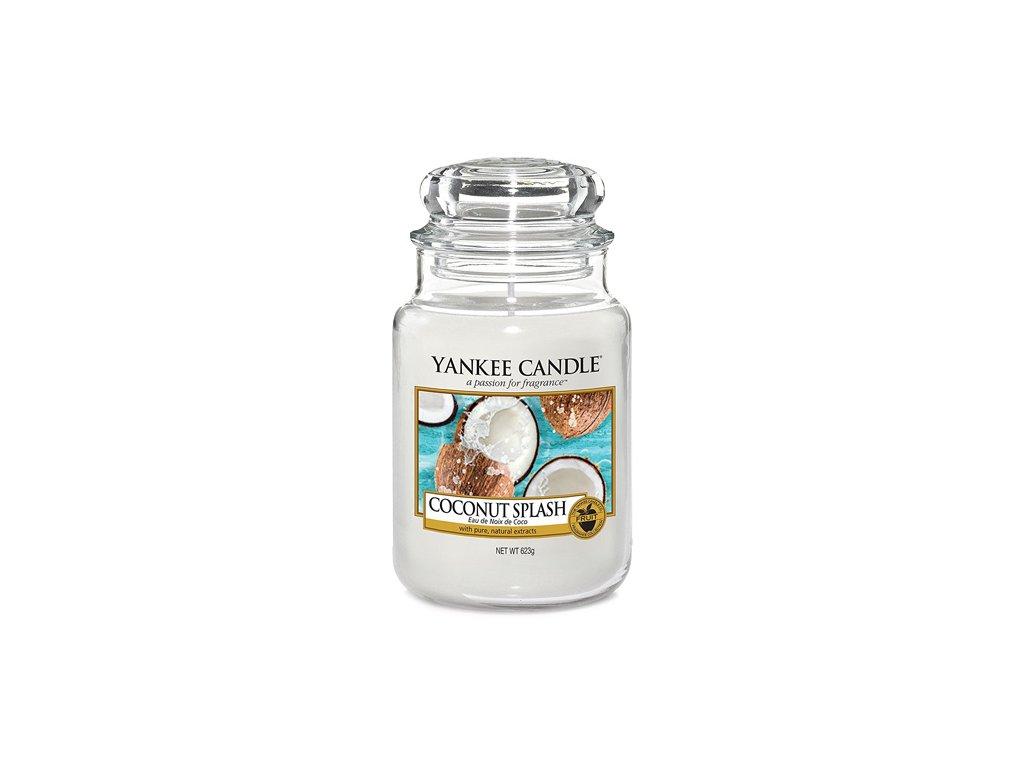 Yankee Candle Kokosové osvěžení, 623 g classic velký