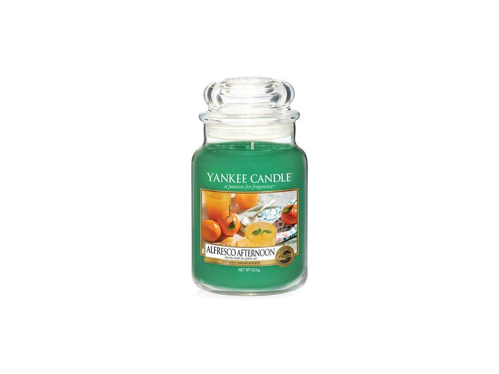 Yankee Candle Alfresco odpoledne, 623 g classic velký