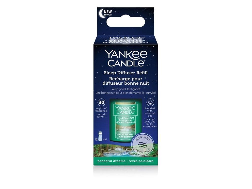 Yankee Candle náplň Peaceful dreams