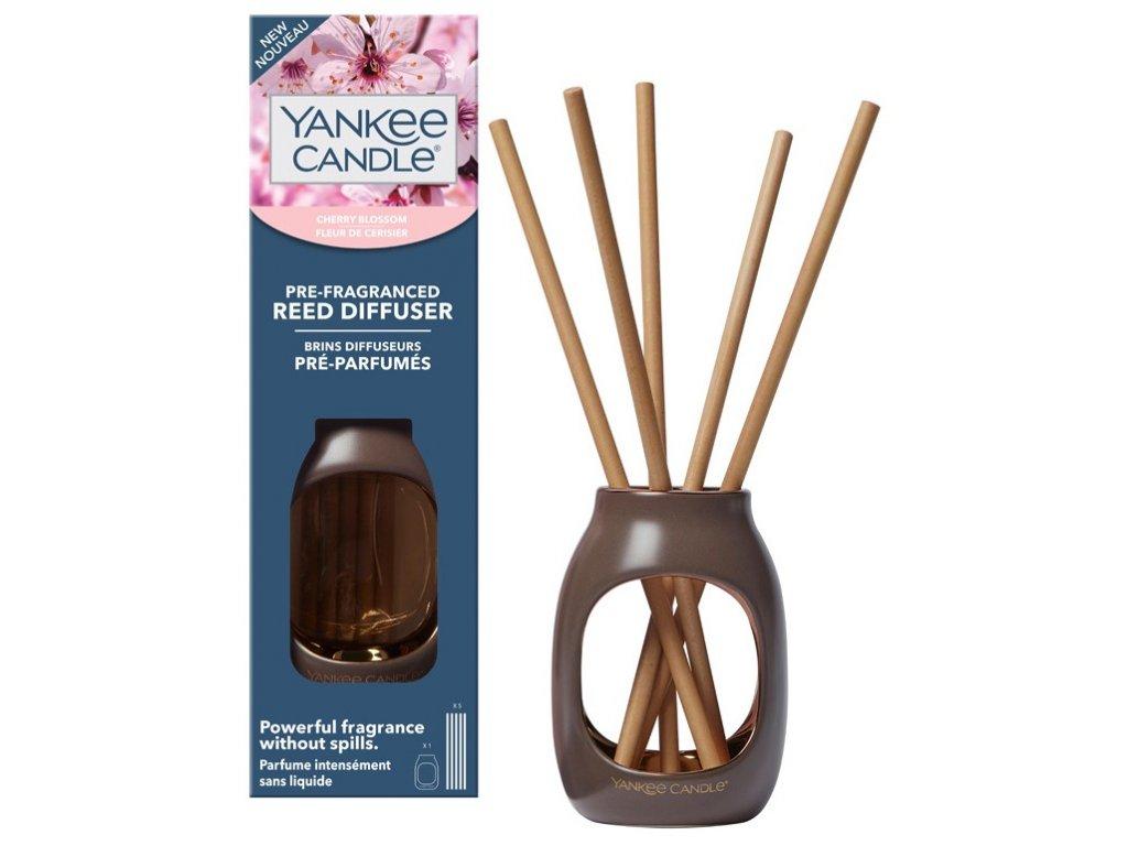 Yankee Candle vonné tyčinky startovací sada Třešňový květ 210g 5ks