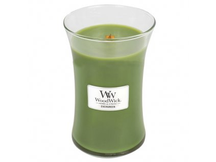 Svíčka WoodWick 609.5 g Vůně jehličí