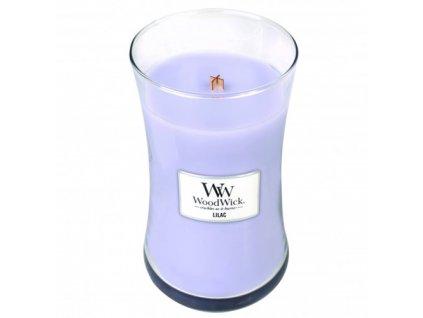 Svíčka Woodwick 609.5 g Šeřík