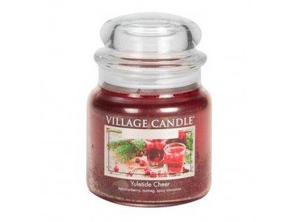Svíčka Village Candle 454g, Vánoční čas