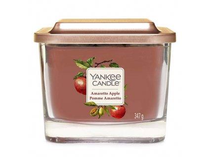 Yankee Candle Amaretto s jablkem, 347 g elevation střední