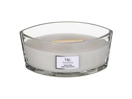 Svíčka dekorativní váza WoodWick Sluneční ylang 453.6 g