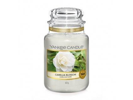 Yankee Candle Květ kamélie, 623 g classic velký