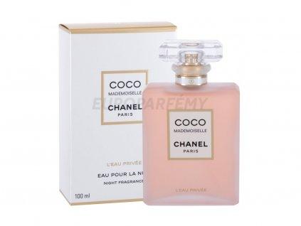 Chanel Coco Mademoiselle L´Eau Privée EDP parfémovaná voda dámská 100 ml