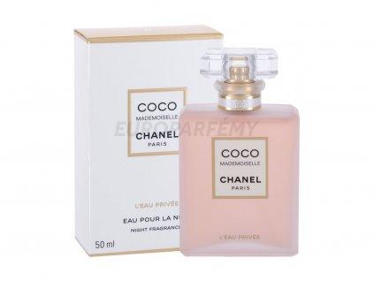 Chanel Coco Mademoiselle L´Eau Privée EDP parfémovaná voda dámská 50 ml